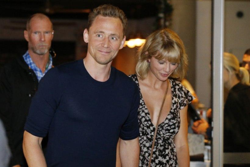 """Tom Hiddleston: """"Taylori ja minu armulugu pole reklaamitrikk."""""""