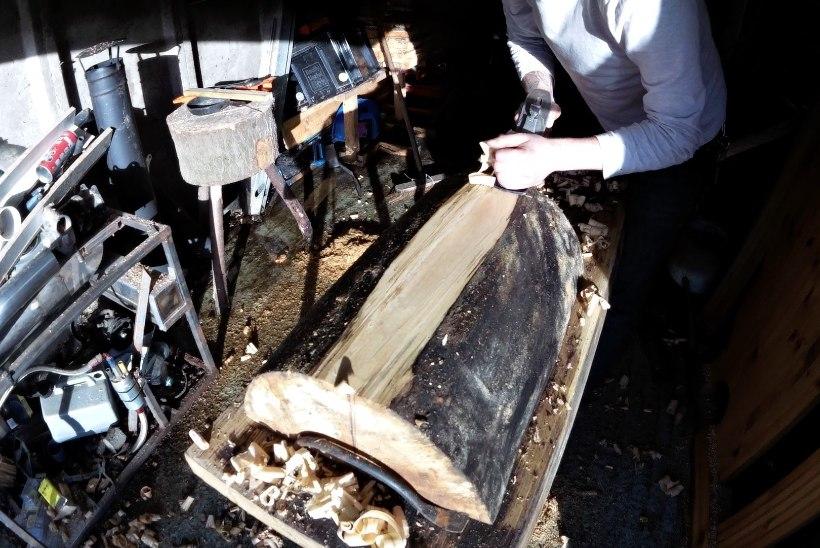 VIDEO   TEE ISE: puust vaagen algusest otsani