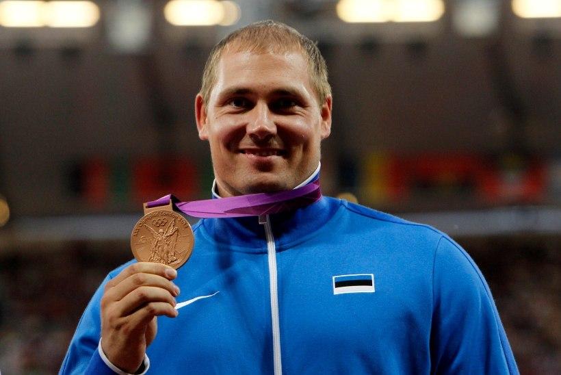 EOK kinnitas Rio olümpimängudele sõitva koondise