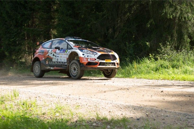 GALERII | Rally Estoniat juhib lendav venelane, eestlased näitavad head kiirust