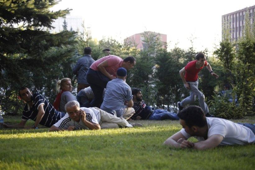 RIIGIVÕIMU HAARAMINE JA LASUD TÄNAVAL: 1000 vigastatut ja 754 arreteeritut