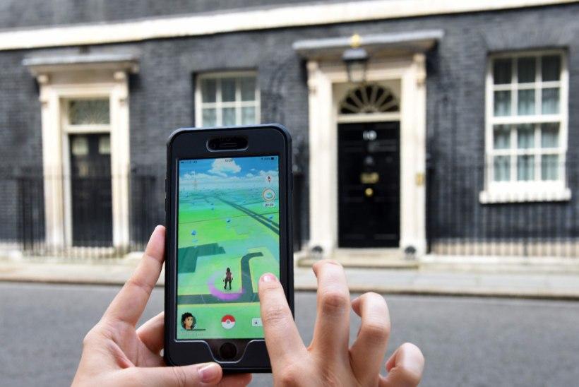 Pokemon Go mängijad sattusid digitaalseid tegelasi taga ajades sügavasse koopasse