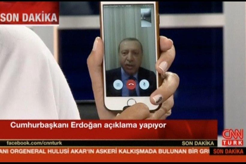 MEEDIA - VAIKI! Vaata, kuidas grupp sõdureid peatas Türgi CNNi töö