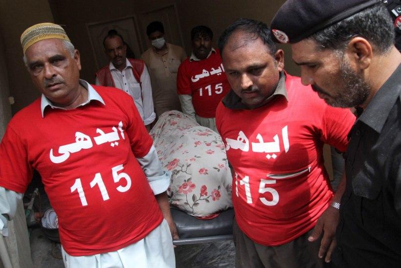 AUMÕRV: Pakistanis tapeti sotsiaalmeediatäht