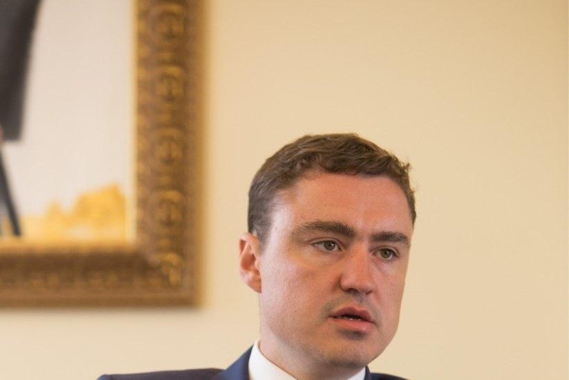 Peaminister Rõivas: sõjalise jõu kasutamine ei saa kunagi olla poliitilise võitluse instrument
