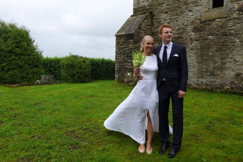 PALJU ÕNNE! Hendrik Toompere jr abiellus!
