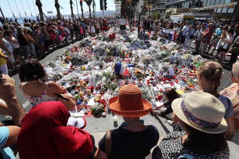 Nice'is viga saanud neiu ema: mulle helistasid hotellinaabrid ja ütlesid, et toimus terroriakt