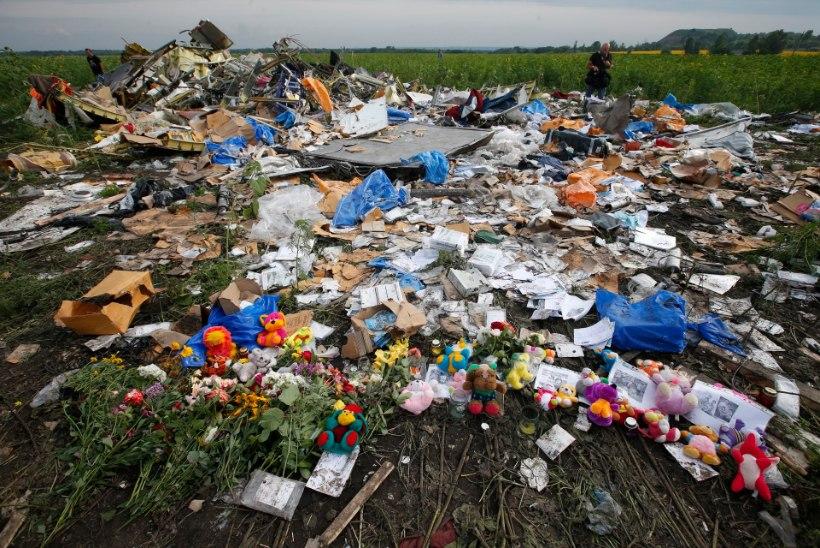 Täna möödub kaks aastat MH17 tragöödiast, hukkunute pered võitlevad siiani õigluse jalule seadmise eest