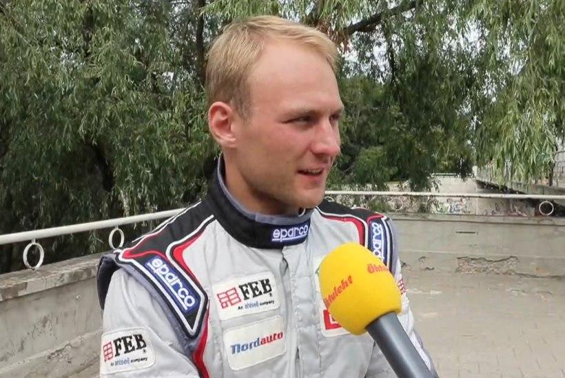 ÕHTULEHE VIDEO | Rainer Aus: kiiresti selle autoga sõita ei saanud, aga...