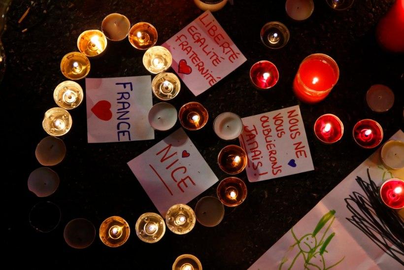 Välisministeerium: kahe Nice'is viga saanud eestlaste kohta oodatakse infot Prantsusmaalt