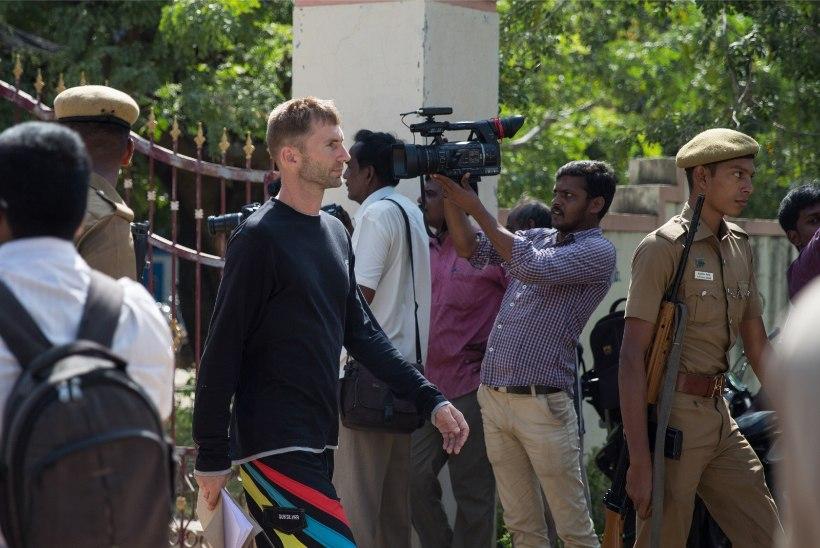 Laevakaitsja kiri India vanglast: vangide vahetuse lepingust meil tegelikku kasu ei ole