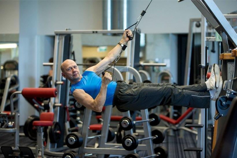 Akrobaatikatalent Vello Vaher: mul on hullumeelsed ideed, mida oma võimetega teha võiks!