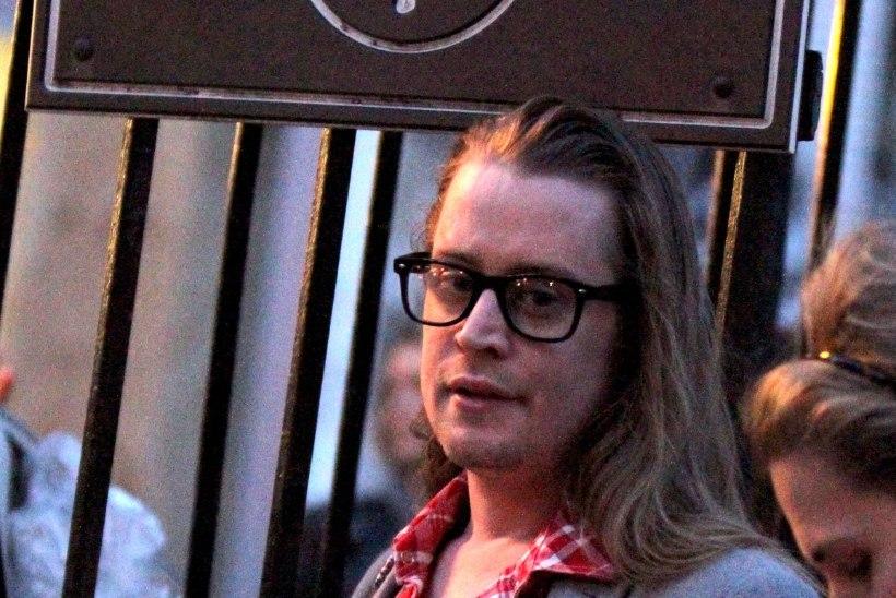 Endine lapstäht Macaulay Culkin eitab heroiinisõltuvust