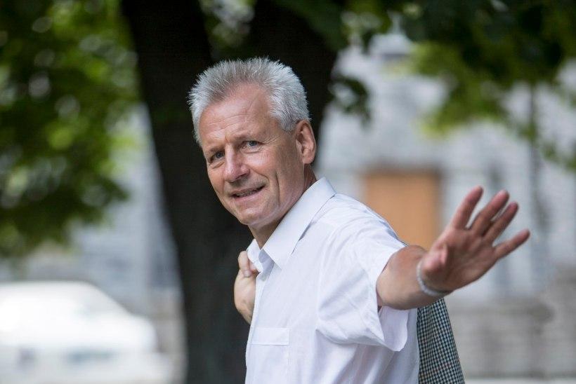 Ivar Raig: kui Euroliidu rahakraanid kinni kuivavad, võib Eesti minna brittide teed!