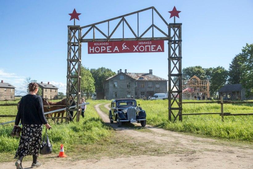 GALERII | Varangu külast Haljalas on filmivõteteks saanud 30ndate Karjala kolhoos