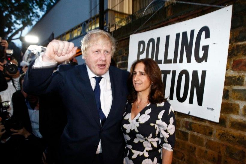 ÜLLATUS: Brexiti reklaamnägu ei tahagi peaministriks