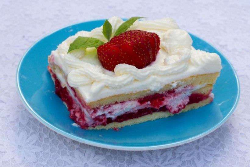 Maasikad: kui kõhtu enam ei mahu, pane koogi  peale või sügavkülma