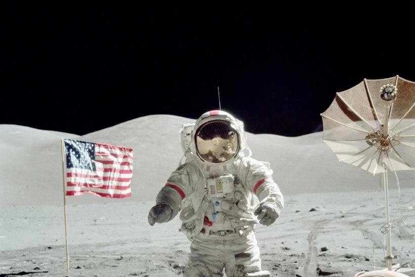 VIDEO JA FOTOD | 47 aastat tagasi astus inimene esimest korda Kuule