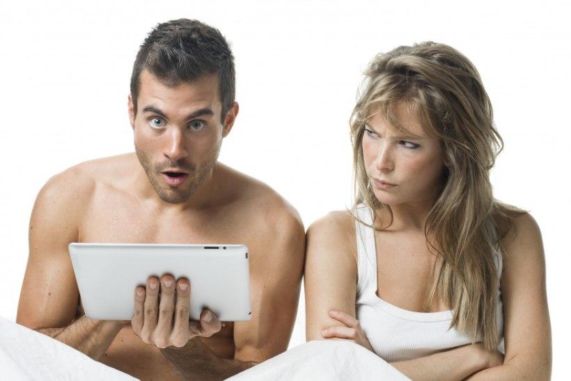 MEHELE: kuidas mõjutab porno vaatamine su seksuaalelu?