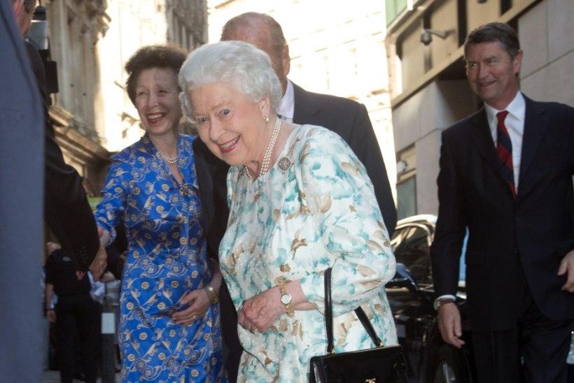 Kuninganna Elizabeth II privaatne sünnipäevapidu