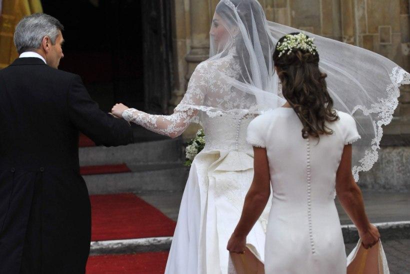 Miljonär laskus põlvili ja palus Pippa Middletoni kätt