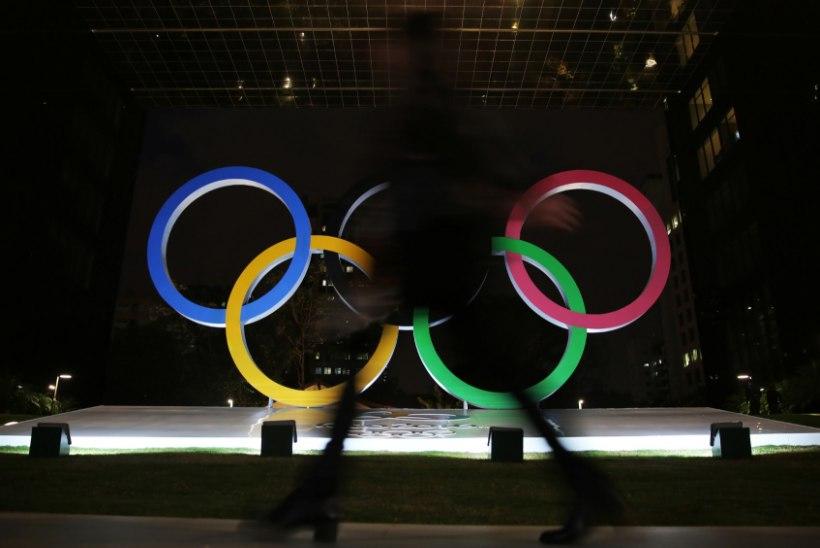 Pooled brasiillased on olümpiamängude vastu