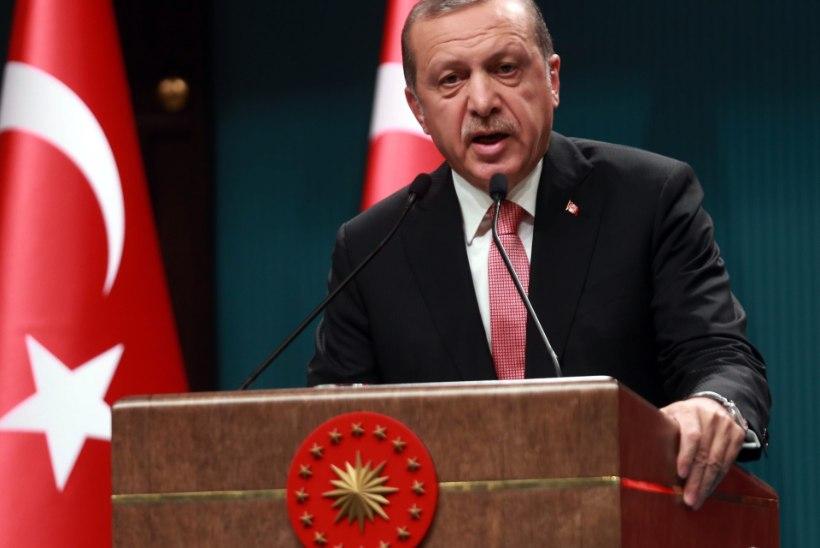 Türgis ei kehti eriolukorra ajal Euroopa inimõiguste konventsioon