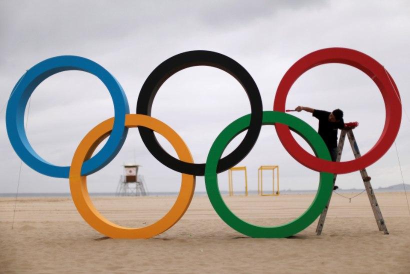 TERRORIHIRM KASVAB: Politsei arreteeris olümpialinnas 10 võimalikku terroristi