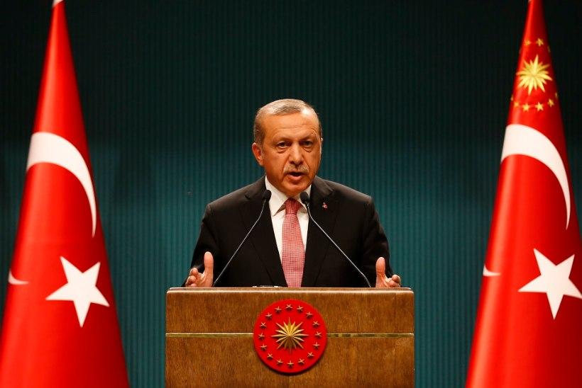 Türgi president kuulutas riigis välja eriolukorra