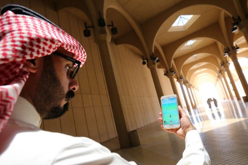 Saudi Araabia vaimulikud: islam keelab Pokémoni