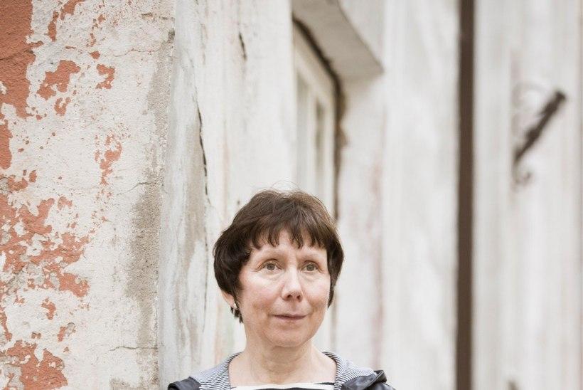 """Anu Lamp: """"Ma ikka tahaks loota, et muid kohti on ka peale teatri, kus laitmatut eesti keelt kuuleb."""""""