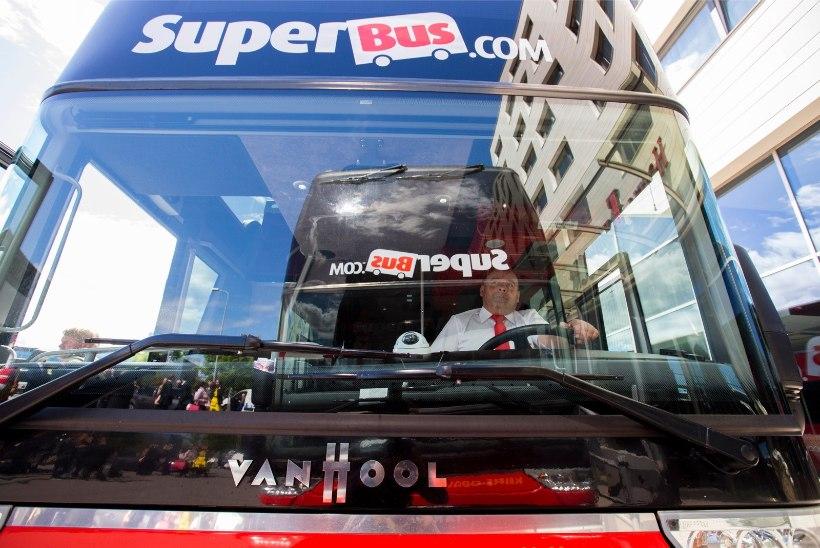 Superbus lõpetab tegevuse: meil olid Eestis suured plaanid, kuid kahjuks pole võimalik neid ellu viia