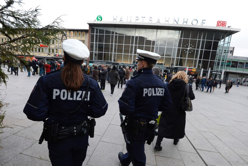 SINISED VILKURID JA SUUR SEGADUS: video, mis annab aimdust Münchenis toimuvast