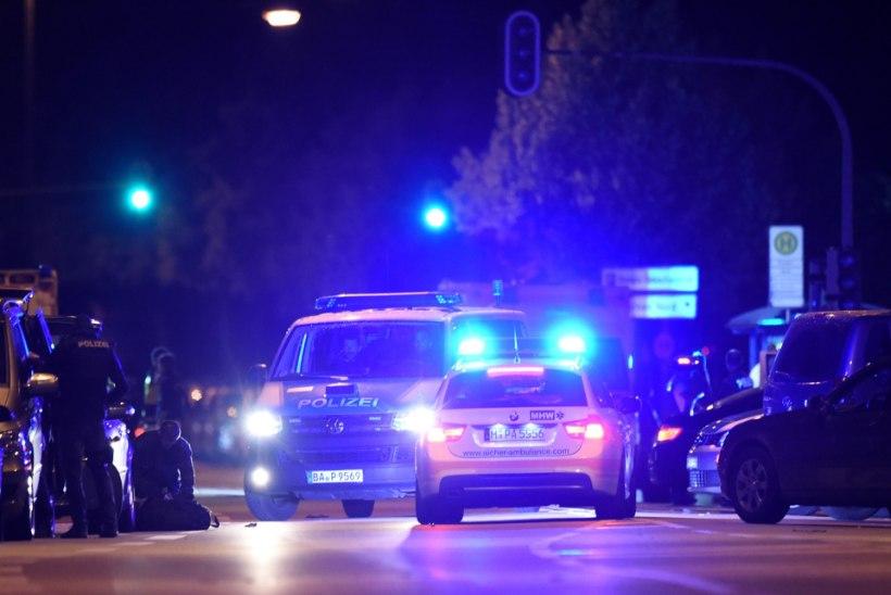 BLOGI   18-aastane noormees tulistas Müncheni ostukeskuses surnuks 9 inimest, tulistajal oli seljakotis 300 padrunit