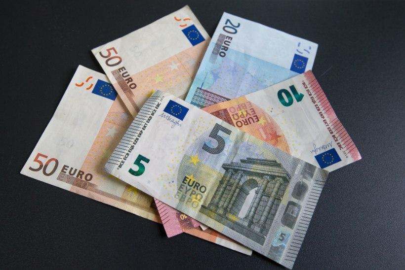 Repliik | Kodanikupalgaga 435 eurot kuus loobuks palgatööst 5 protsenti eestimaalastest, kui sedagi