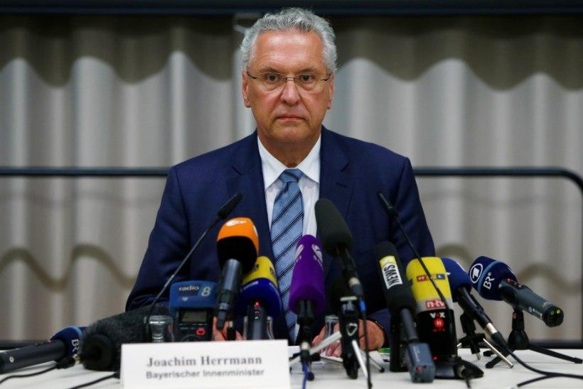 Baieri minister rünnakute valguses: kiirendada põgenike väljasaatmine, kaasata sõjavägi