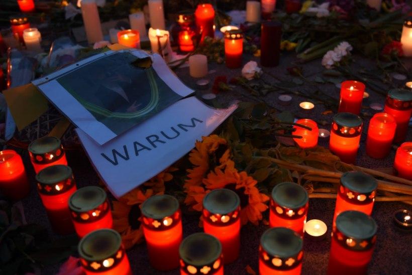 Müncheni tulistajaga seoses arreteeriti 16aastane afgaan