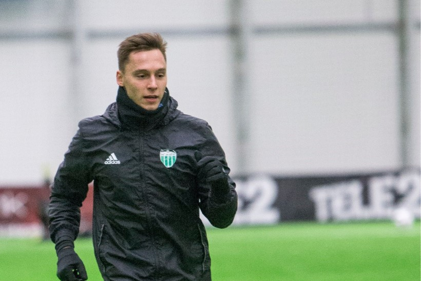 Tallinna Levadia mängija üleminek Tšehhi kõrgliiga klubisse sai tõeks!