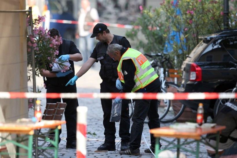 Islamiterror jõudis Saksamaale