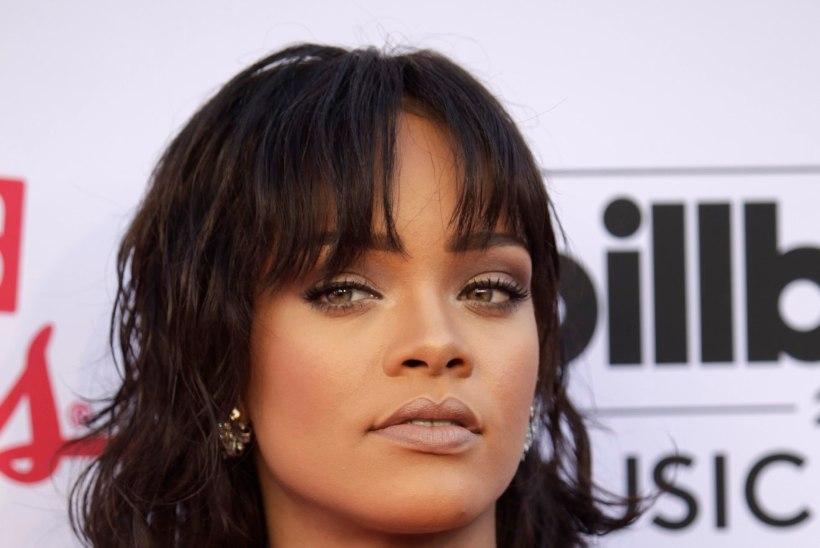 Rihanna ei taha oma kontserditel näha Pokemone jahtivaid tüüpe