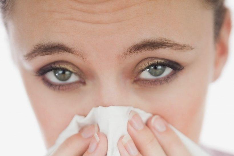 Ebatervislikud pisiharjumused: Oluline põhjus, miks ei tohi aevastust tagasi hoida!