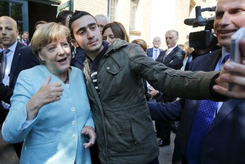 Sakslased suures segaduses: kuidas suhtuda põgenikesse?