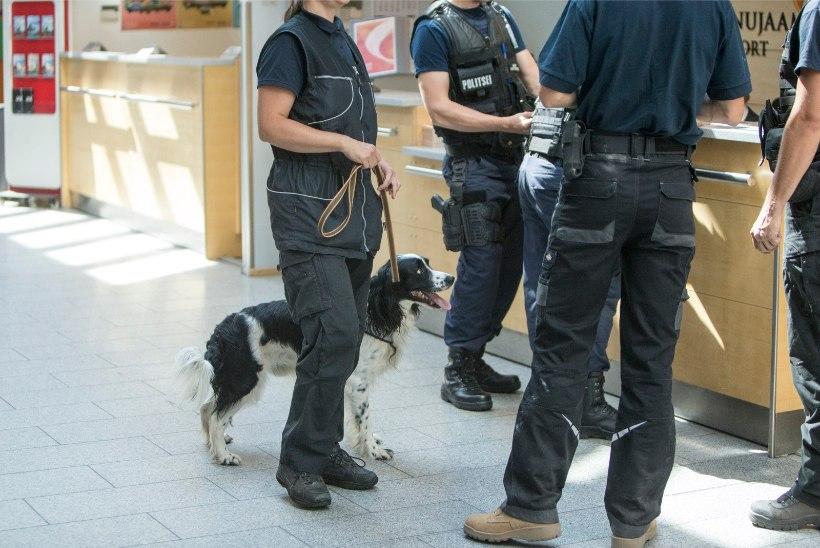 Kaitsepolitsei otsib lennule pommiähvarduse teinud meest