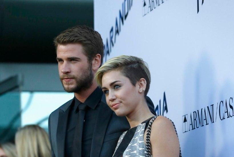 Kas Miley Cyrus on salaja abiellunud?!