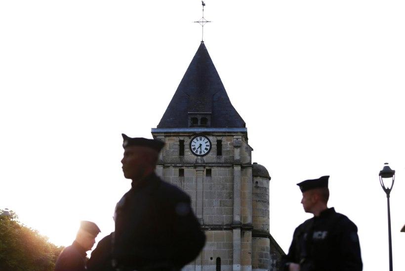 Prantsuse kirikus rünnaku korraldanu oli 19-aastane noormees, kes üritas korduvalt Süüriasse pääseda