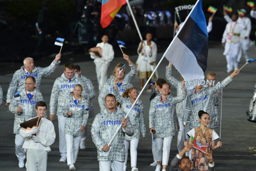 ENNUSTUS   Kes kannaks Eesti lippu olümpiamängude avatseremoonial?
