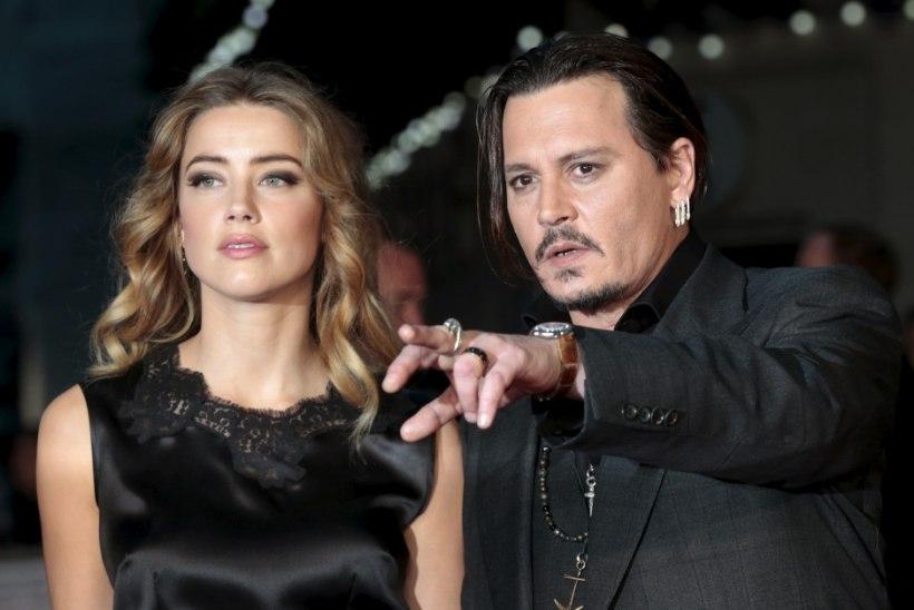Amber Heard: Depp teeb kõik, et lahutust pidurdada