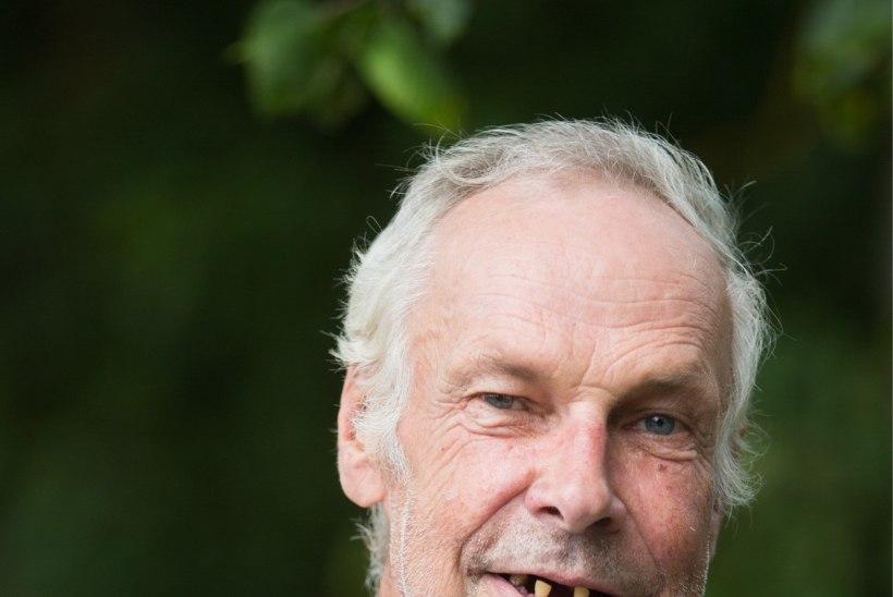 """Kolme hambaga maamees: """"Riik naerab meie üle. Meie naerame hambutult vastu!"""""""