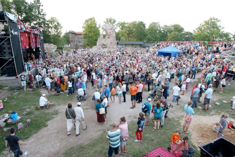 MEELESPEA: mida teha, et folkfestival mööduks probleemideta?