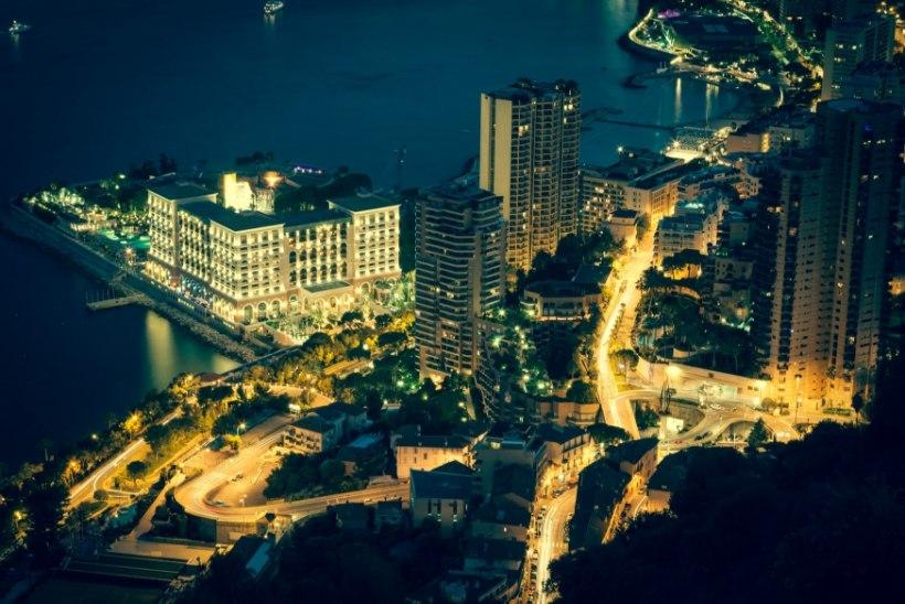 Monaco elanikest kolmandik on miljonärid